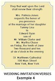 Marriage Invitation Quotes Wedding Invitation Wording Christian Casadebormela Com