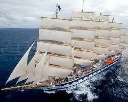 royal clipper itinerary schedule current position cruisemapper