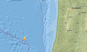 Bandon Oregon Map by 4 3 Earthquake Friday Morning West Of Bandon Ore Kgw Com