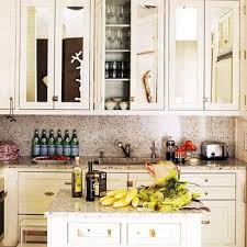 Kitchen Cabinet Door Designs Mirrored Kitchen Cabinet Doors Design Ideas