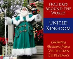 holidays around the world united kingdom victorian christmas
