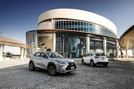 lexus dubai al futtaim motors launches lexus first ever turbocharged nx in the