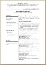 Resume Sample Of Receptionist by 100 Free Access Templates Employee Attendance Planner And