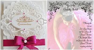 quinceanera invitation ideas quinceanera invitation ideas for