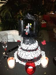 nightmare before themed wedding archives the rebel
