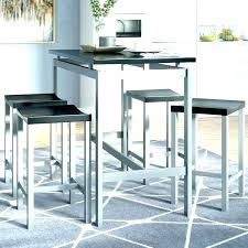 small pub table with stools counter height pub table and chairs rosekeymedia com
