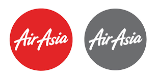 airasia logo airasia draws flak for changing logo from red to grey after losing