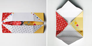 Paper Origami Box - make patchwork paper origami gift boxes we are scout