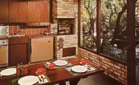 1960s Kitchen Federal Brace How To Blog Take A Look Into 1960s Kitchens