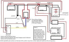 parallel battery wiring diagram 1991 southwind motorhome