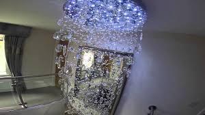 decor contemporary crystal chandelier raindrop chandelier