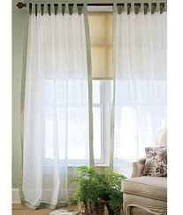 Tie Top Curtain Panels Learn About Curtains Country Curtains