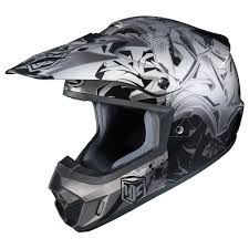 junior motocross helmets hjc cs mx ii graffed mens dirt bike off road racing motocross