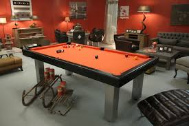 Pool Table Dining Table by Contemporary Pool Table Convertible Dining Tables Loft