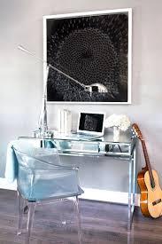 Clear Acrylic Desk Table Furniture Fabulous Clear Acrylic Desk Lovable Lucite Office Desk
