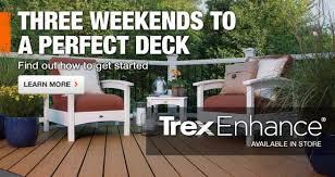 Trex Decking Railing  Lighting At The Home Depot - Home depot deck lighting
