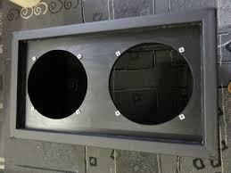 Diy Bass Cabinet Diy Rectifier Style 2 12 Www Metalrecording Com