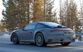 porsche car 4 door the anti revolution porsche continues to evolve new 911 due in
