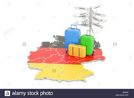 Essen Germany Map by 3d Germany Map Flag Illustration Stock Photos U0026 3d Germany Map