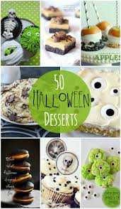 50 halloween desserts so many delicious and spooky dessert ideas