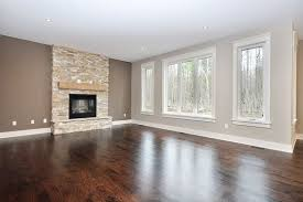 trim is off white accent wall fireplace is kingsport gray bm