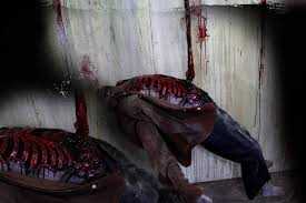 meat creepy collection haunted house u0026 halloween props