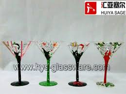 martini glass painting painted lady martini glass cocktail wine glass champagne glass