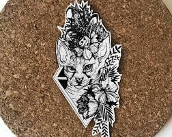 indie tattoo etsy
