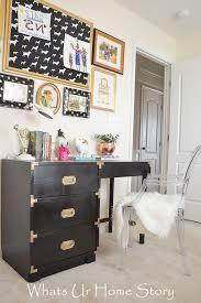 Campaign Desk Campaign Desk Makeover Whats Ur Home Story