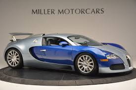 replica bugatti blue and silver 2008 bugatti veyron for sale gtspirit