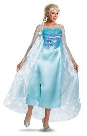 disney frozen plus size deluxe elsa dress from buycostumes com