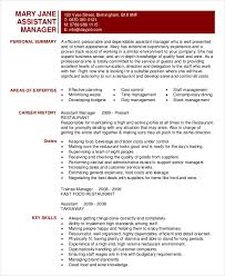 General Manager Resume Example by Restaurant Resume Template Restaurant Service Resume