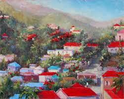 local color of the caribbean u2013 lori mcnee art u0026 fine art tips