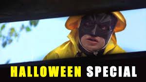 classic halloween movies batman in classic movie scenes halloween special youtube