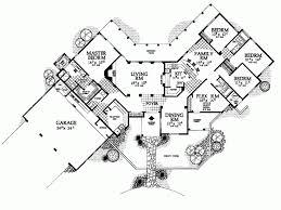 eplans adobe house plan southwestern interpretation 2966