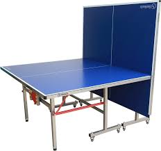 sporting goods ping pong table amazon com garlando master indoor outdoor table tennis table blue