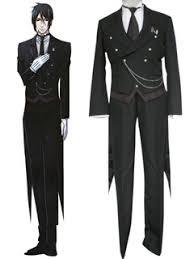 black butler cosplay costumes kuroshitsuji cosplay costume for