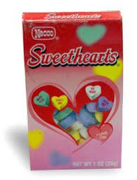 sweetheart candy diy sweethearts candy card with conversation hearts a
