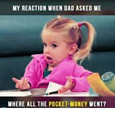 Money Meme - 25 best memes about pocket money pocket money memes