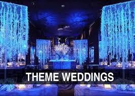 theme wedding decorations platinum world wedding destination wedding expert wedding