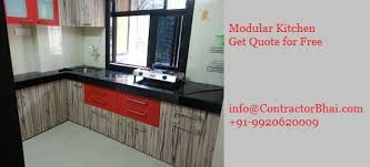 the birth of modular kitchen in india contractorbhai