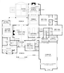 house floor planner the 25 best craftsman style house plans ideas on