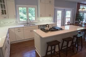 Yorktowne Kitchen Cabinets Newly Remodeled Kitchen Yorktowne Double White Cabinets White