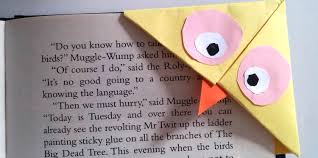 how to make an easy paper owl bookmark imagine forest