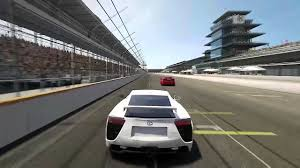 lexus lfa in the usa forza 5 pega lexus lfa x ford rs200 indianapolis usa youtube