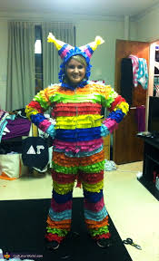 Mexican Halloween Costumes Pinata Halloween Costume Contest Costume Works
