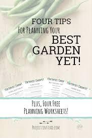 four tips for planning your best garden yet project zenstead