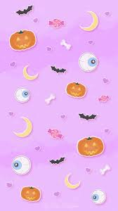 halloween trick or treat iphone home wallpaper panpins iphone