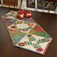 christmas table runner patterns free beautiful chic motif table