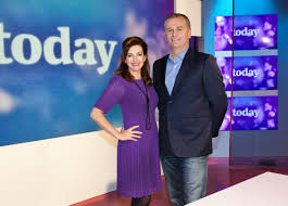 today show set today rté presspack